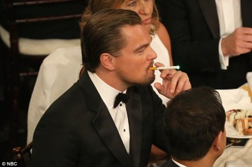 Cigarette électronique : scandale aux Golden Globes !
