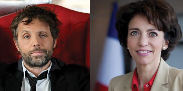 Cigarette électronique : Stéphane Guillon VS Marisol Touraine