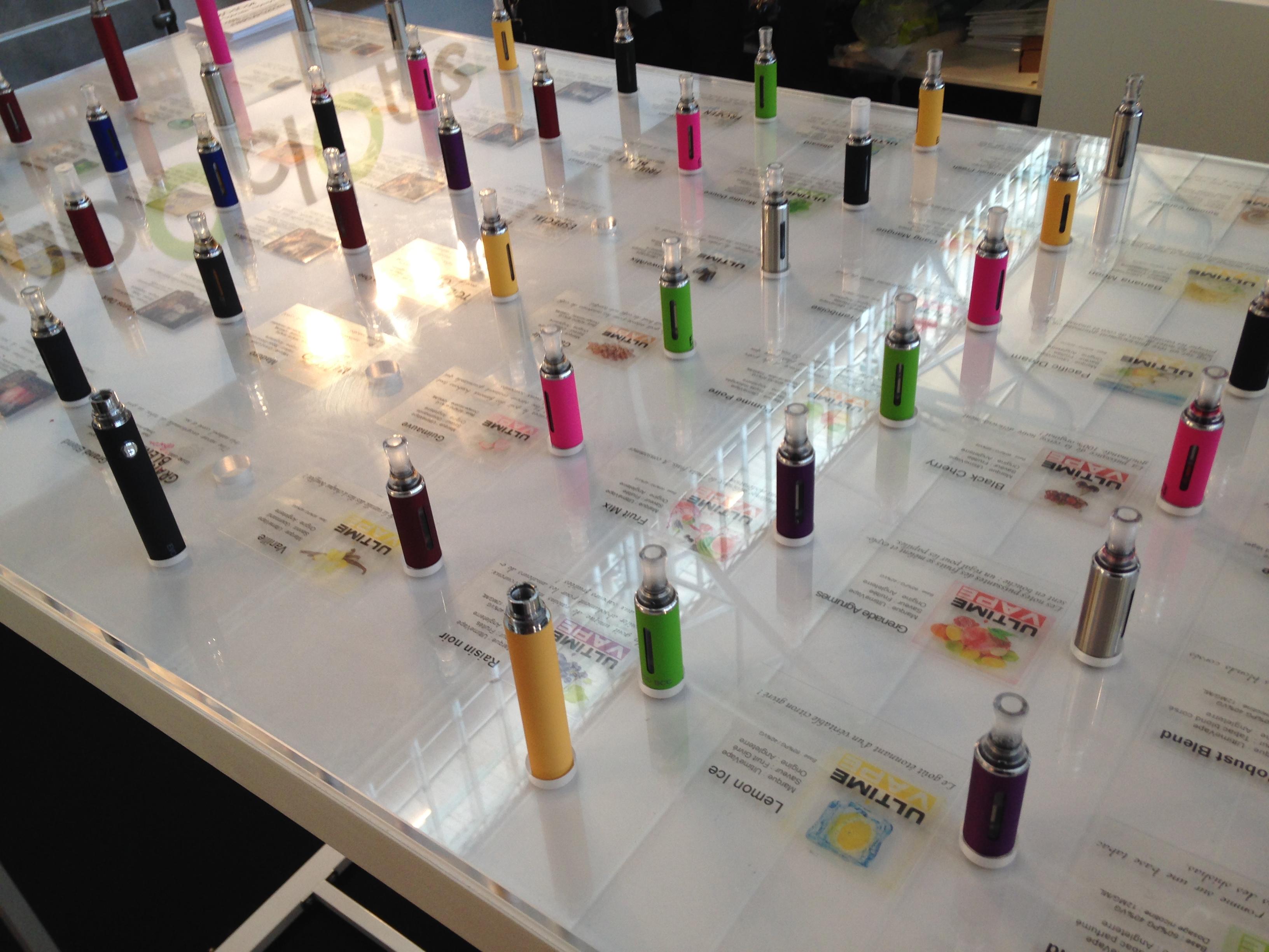 Salon cigarette lectronique blog vapoclope for Salon cigarette electronique