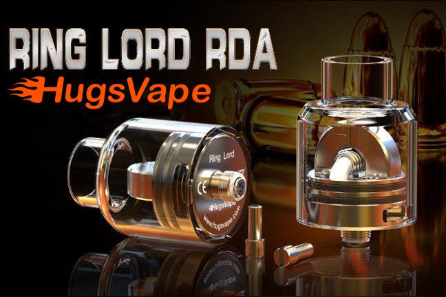 Présentation détaillée du Ring Lord RDA de chez Hugsvape