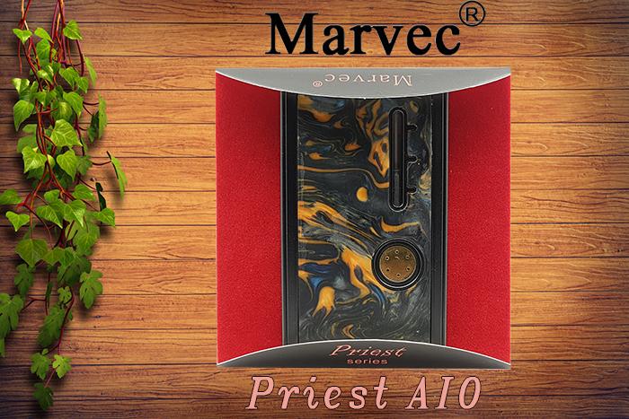 Présentation détaillée de la Marvec Priest AIO 90