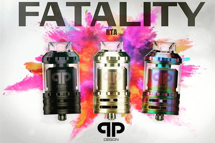 Présentation détaillée du Fatality M25 RTA de chez QP Design