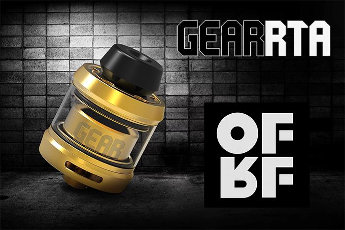 Présentation détaillée du Gear RTA de chez OFRF