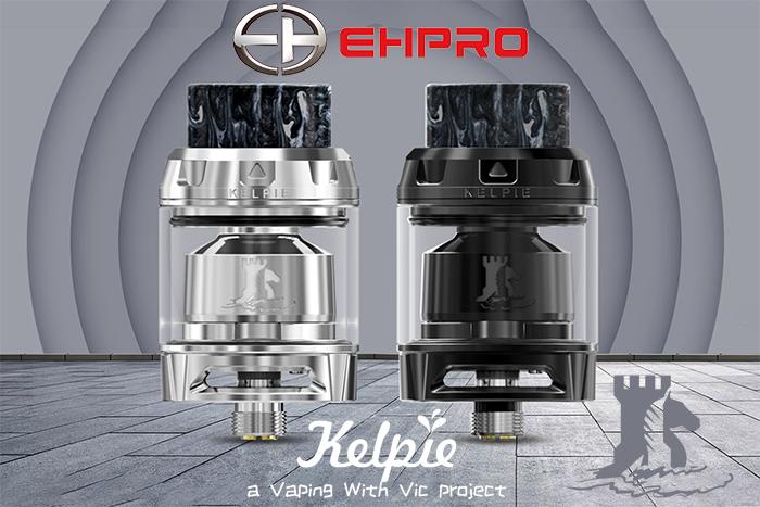 Présentation détaillée du Kelpie RTA de chez EHPRO