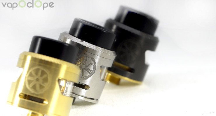 dripper bunker rda