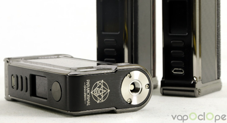 Box Lost Vape Paranormal 250C high end