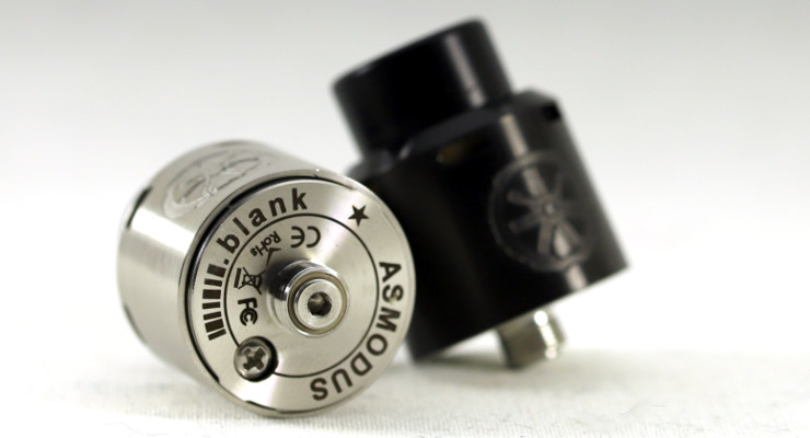 Dripper reconstructible blank rda