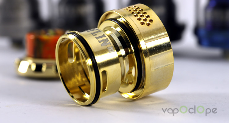 Conduit d'air Atomiseur Kylin RTA Vandy Vape