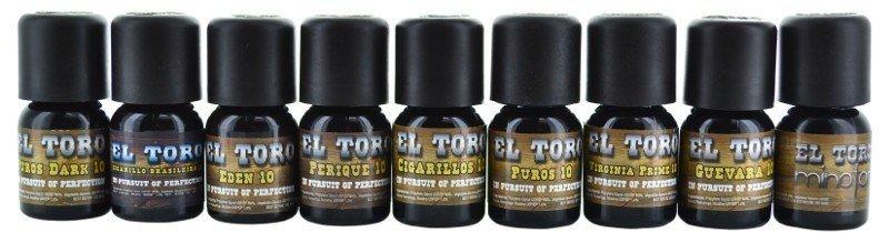 E-Liquide El Toro pour cigarette électronique