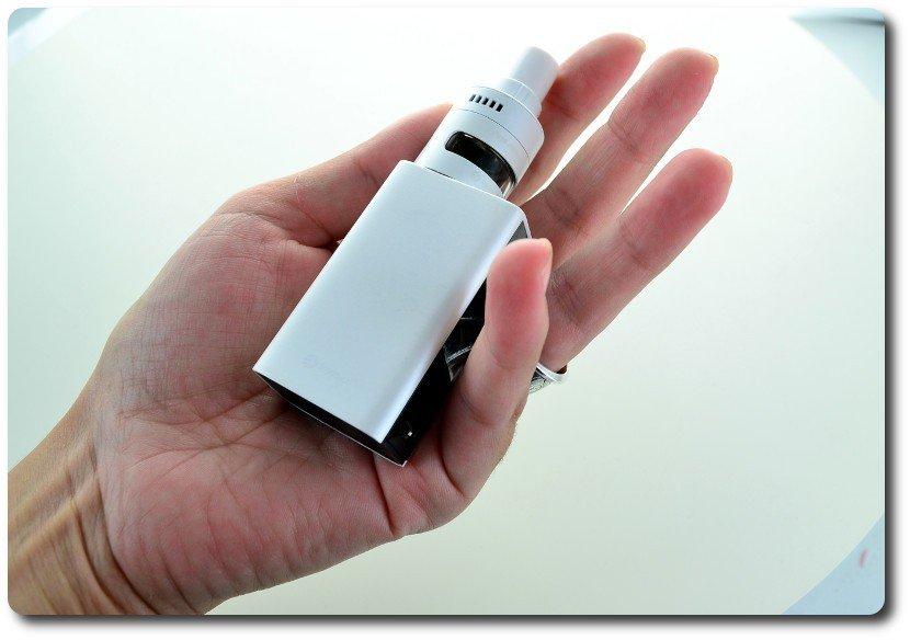 eVic Basic la toute petite cigarette électronique