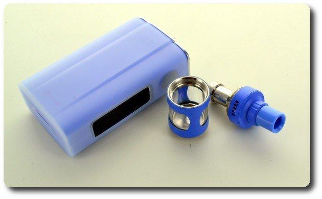 Kit cigarette électronique complet Joyetech eVic VTwo 5000mah et clearomiseur Cubis Pro Joyetech