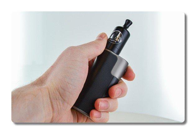 La taille compacte du kit Zelos50W d'Aspire