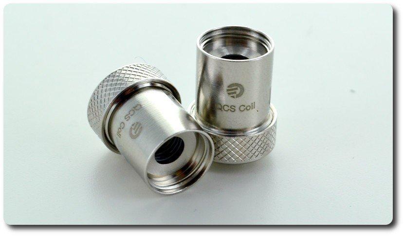 Résistance QCS Notchcoil Joyetech pour kit cigarette électronique Joyetech eVic TWo Mini Cubis Pro