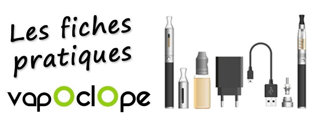 conseils et astuces sur comment choisir sa cigarette électronique