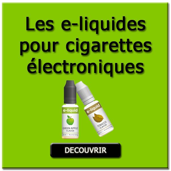 qu'est ce que un eliquide pour cigarette électronique