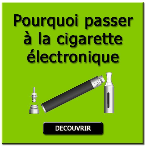 Les bonnes raisons de passer à la cigarette électronique