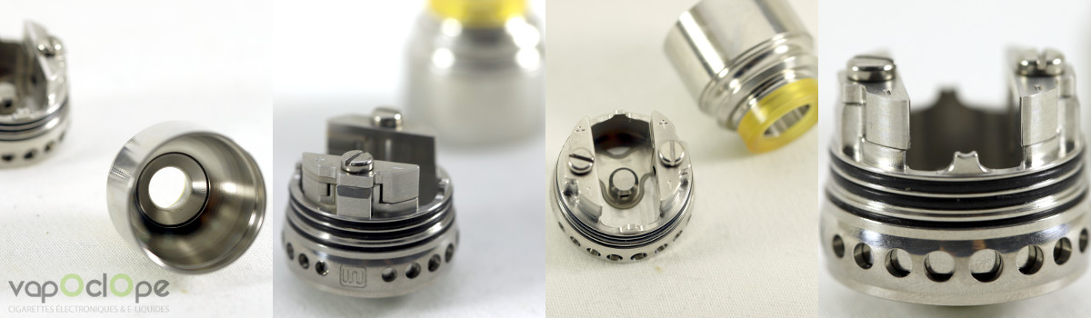 Dripper Hellvape Anglo RDA