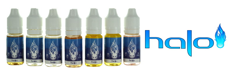 E liquide Halo vapOclOpe Midnight Apple