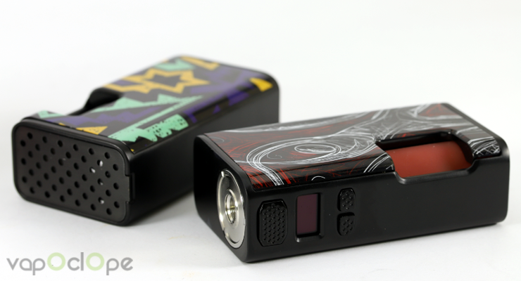 luxotic surface box wismec