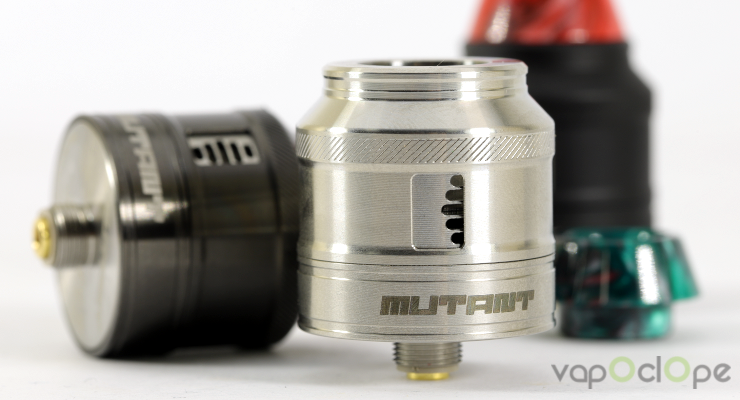 airflow réglable mutant rda